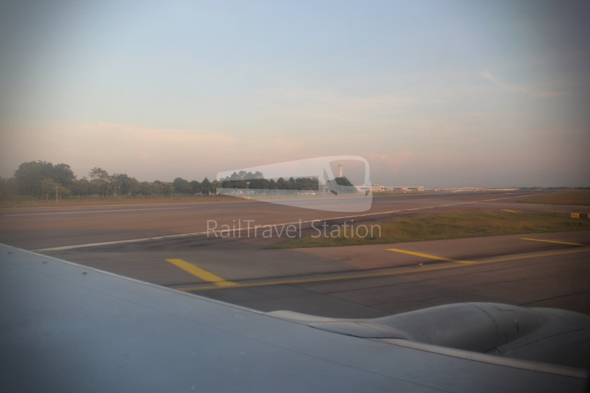 Malaysia Airlines MH602 SIN KUL for LHR 074