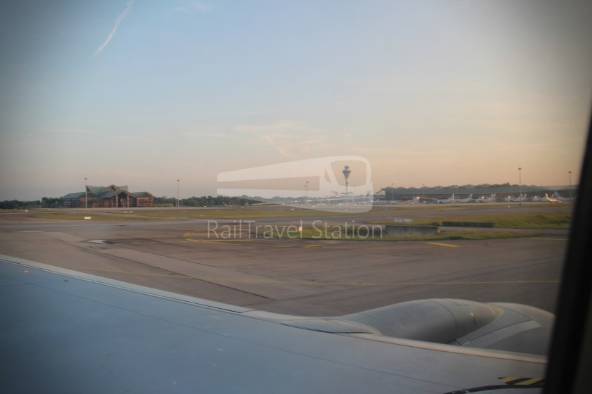 Malaysia Airlines MH602 SIN KUL for LHR 076
