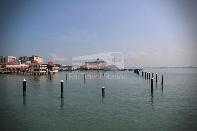 Rapid Ferry Georgetown Penang Sentral 005
