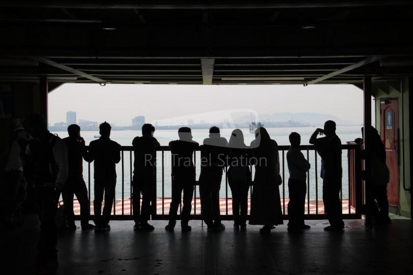 Rapid Ferry Georgetown Penang Sentral 007
