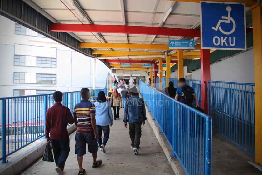 Rapid Ferry Georgetown Penang Sentral 025