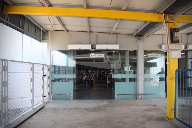 Rapid Ferry Georgetown Penang Sentral 028