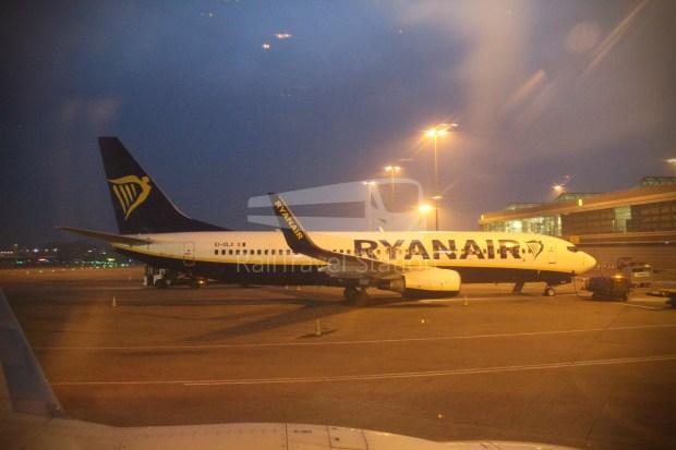 Ryanair FR666 DUB BHX 052