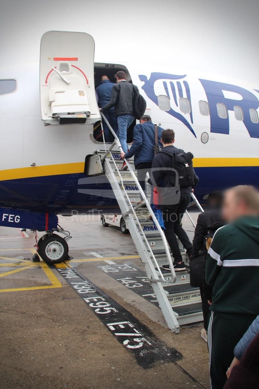 Ryanair FR671 BHX DUB 034