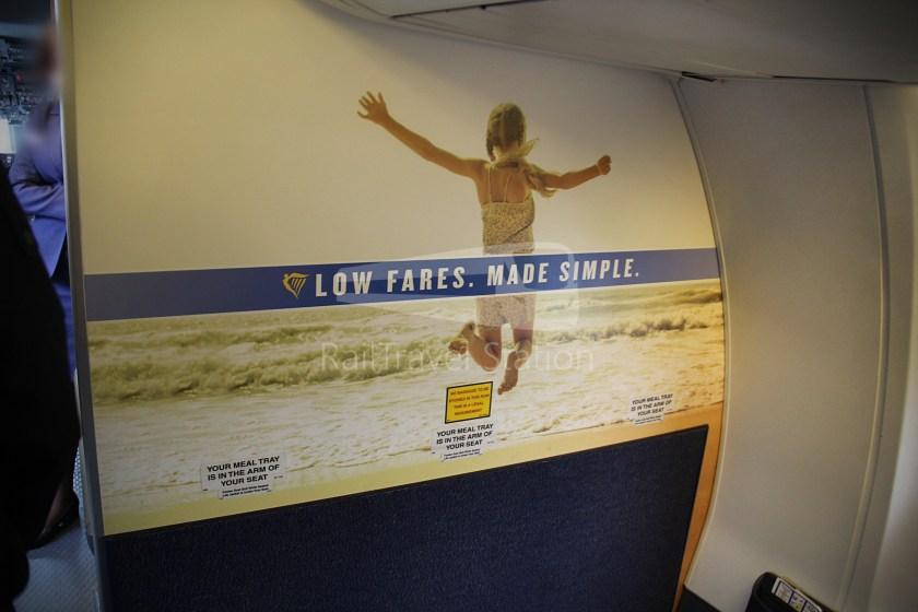 Ryanair FR671 BHX DUB 050