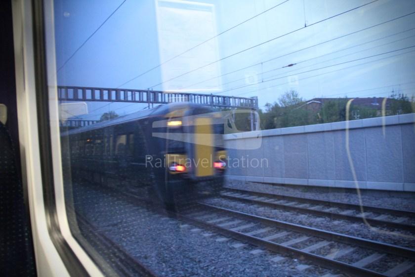 TfL Rail GWR Heathrow Terminal 4 Oxford 010