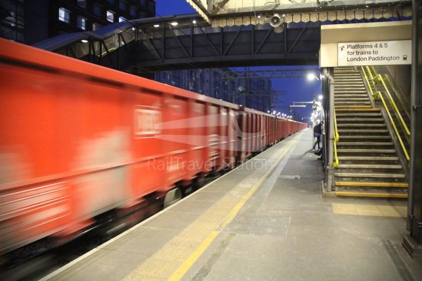 TfL Rail GWR Heathrow Terminal 4 Oxford 020