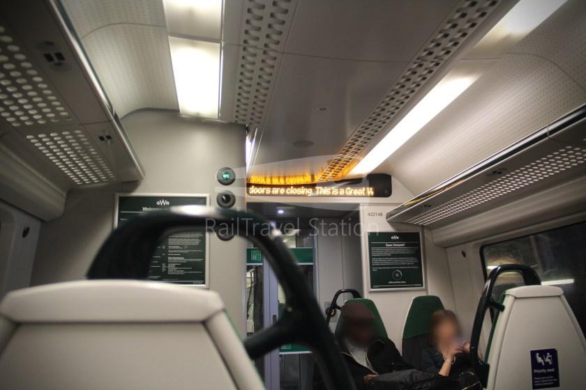 TfL Rail GWR Heathrow Terminal 4 Oxford 024