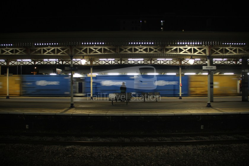 TfL Rail GWR Heathrow Terminal 4 Oxford 031