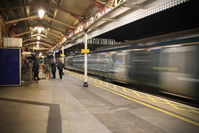 TfL Rail GWR Heathrow Terminal 4 Oxford 035