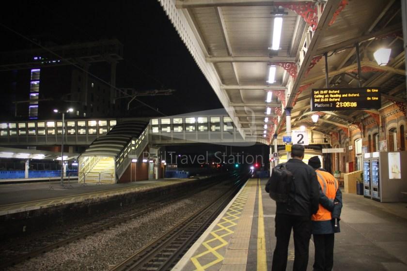TfL Rail GWR Heathrow Terminal 4 Oxford 036