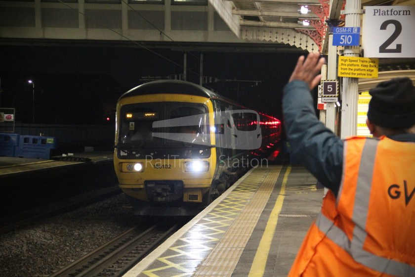 TfL Rail GWR Heathrow Terminal 4 Oxford 038