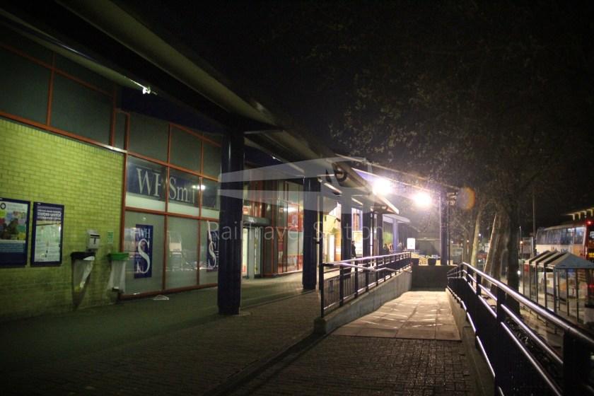 TfL Rail GWR Heathrow Terminal 4 Oxford 053