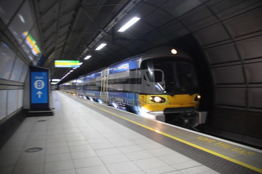 TfL Rail Heathrow Express Terminal 4 Terminal 5 042