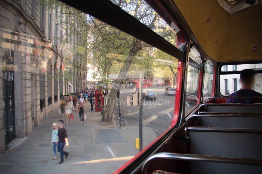 15H (Heritage) Charing Cross Trafalgar Square Tower of London 035