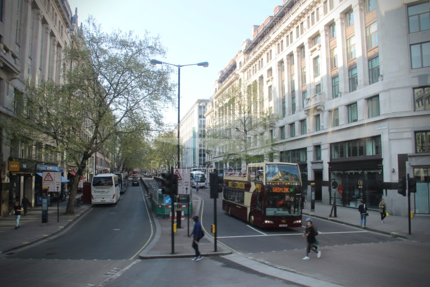 15H (Heritage) Charing Cross Trafalgar Square Tower of London 038