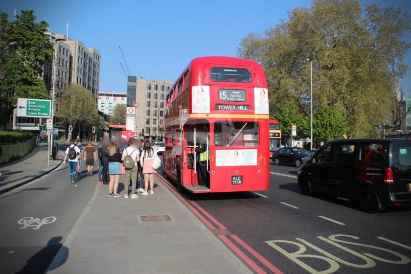 15H (Heritage) Charing Cross Trafalgar Square Tower of London 058