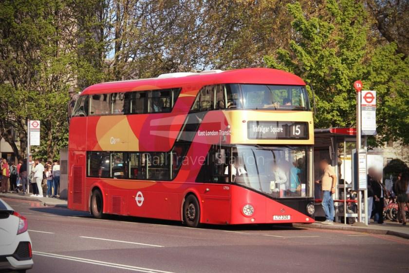 15H (Heritage) Charing Cross Trafalgar Square Tower of London 059