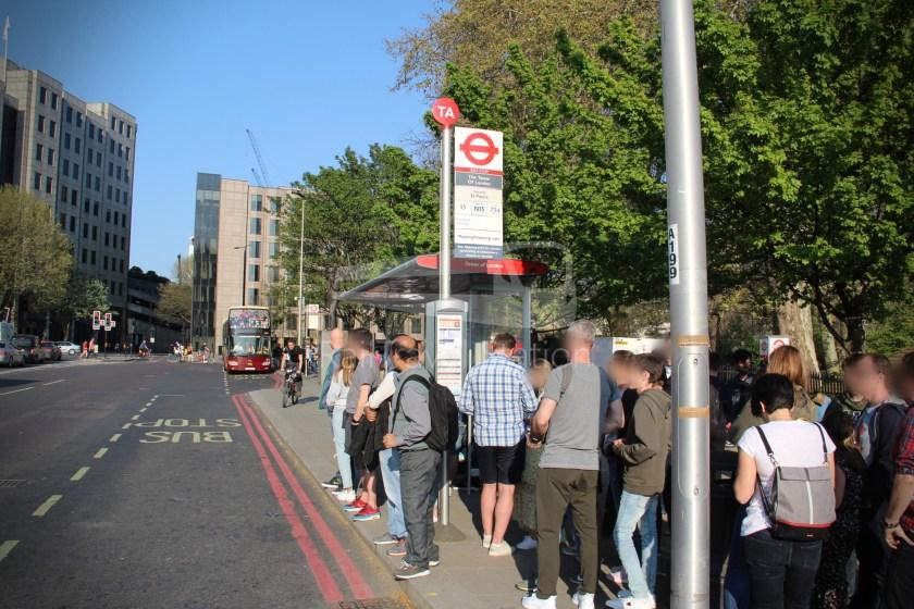 15H (Heritage) Charing Cross Trafalgar Square Tower of London 078
