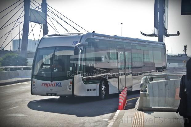 BRT Sunway Line 008