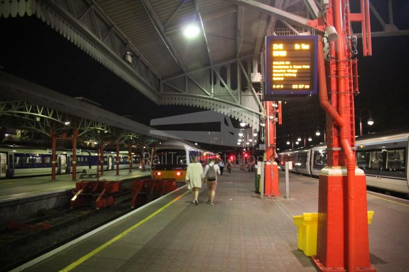 Chiltern Railways London Marylebone Oxford 023