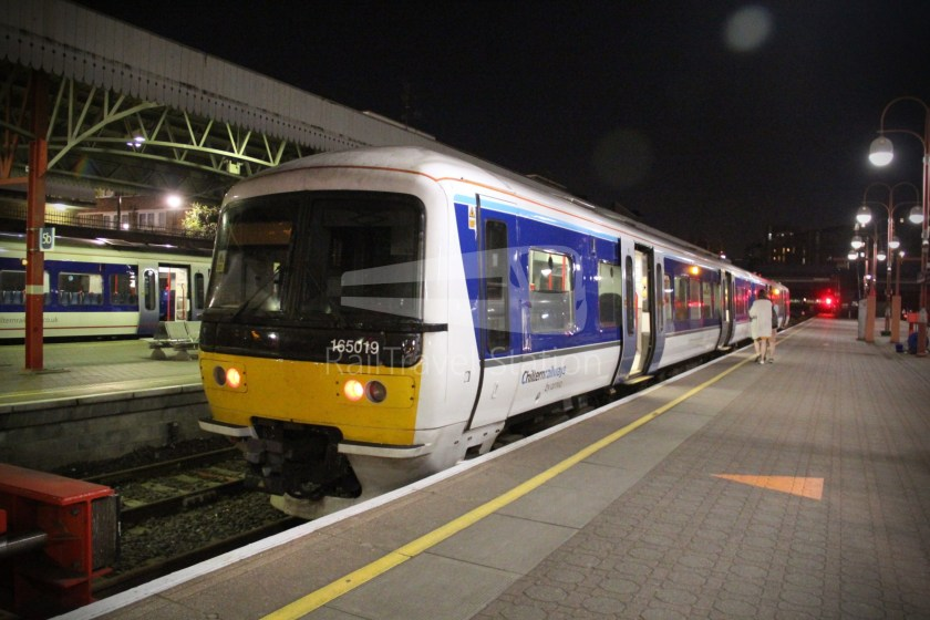 Chiltern Railways London Marylebone Oxford 024
