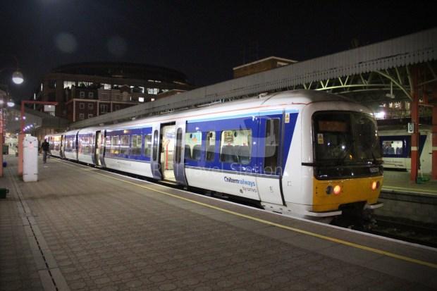 Chiltern Railways London Marylebone Oxford 025