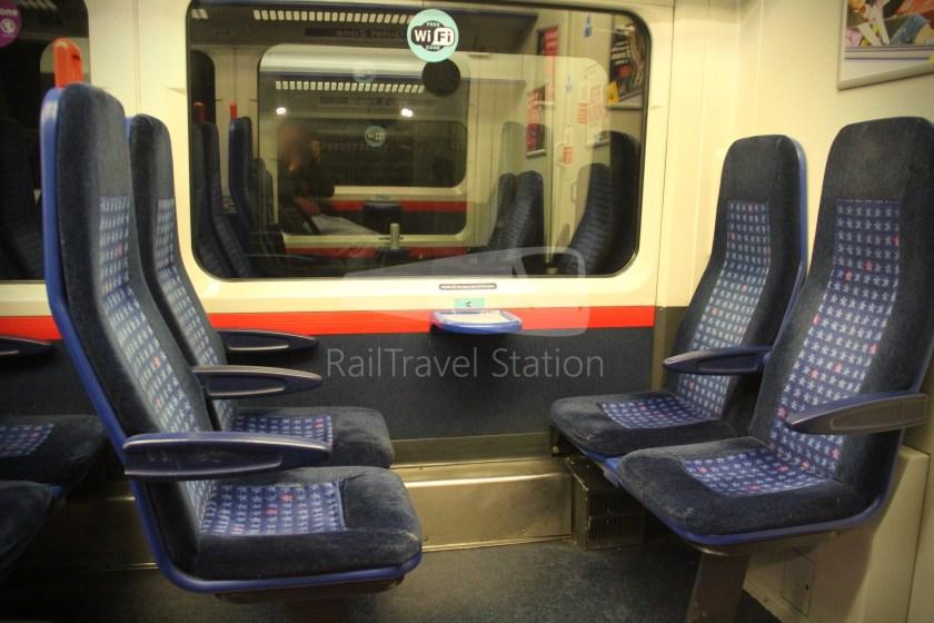 Chiltern Railways London Marylebone Oxford 031