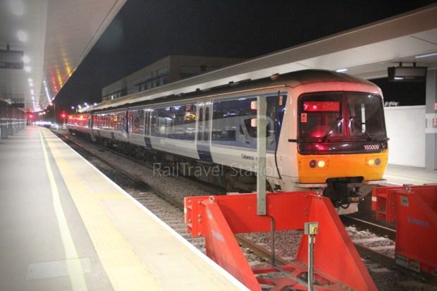 Chiltern Railways London Marylebone Oxford 046