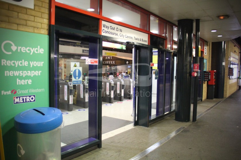 Chiltern Railways London Marylebone Oxford 048