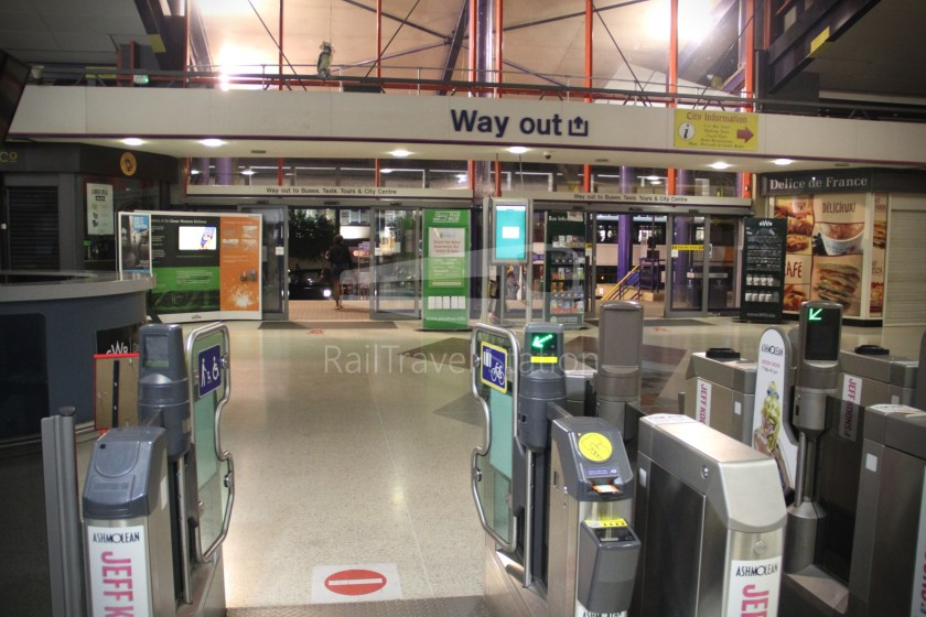 Chiltern Railways London Marylebone Oxford 049