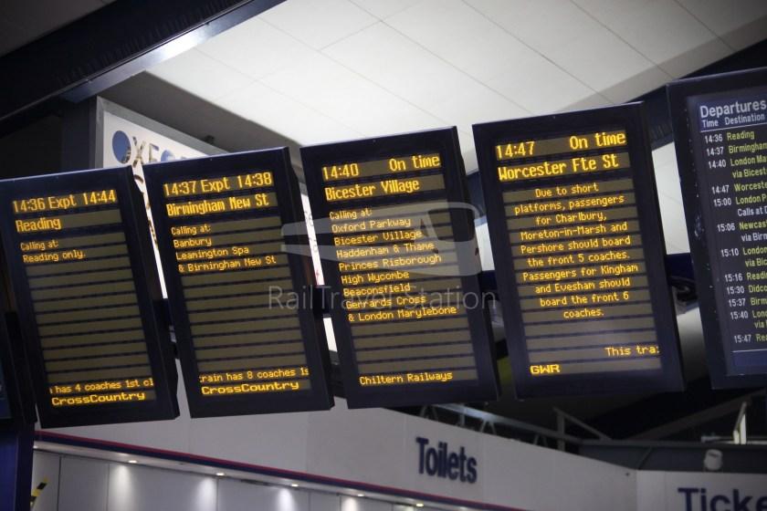 Chiltern Railways Oxford London Marylebone 004