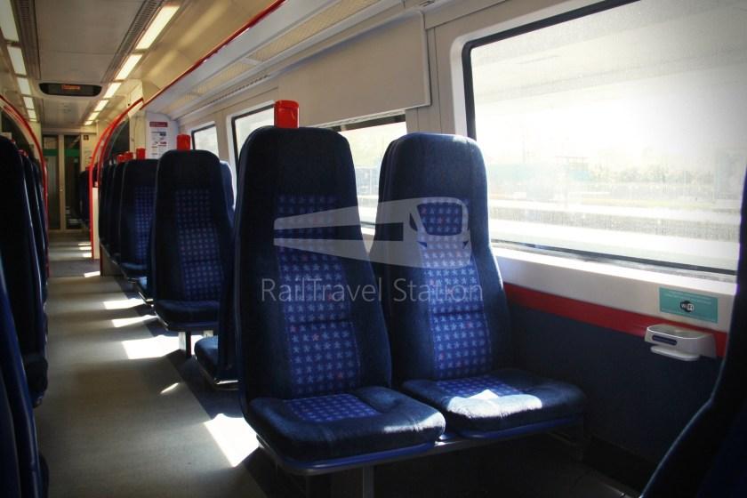 Chiltern Railways Oxford London Marylebone 013