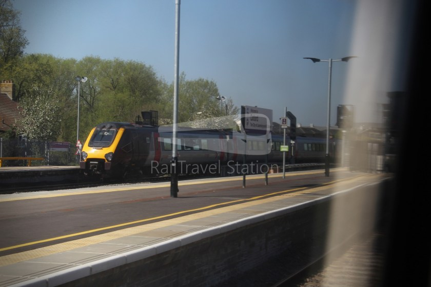 Chiltern Railways Oxford London Marylebone 022