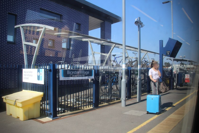 Chiltern Railways Oxford London Marylebone 034