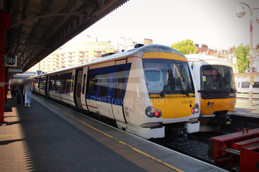 Chiltern Railways Oxford London Marylebone 073