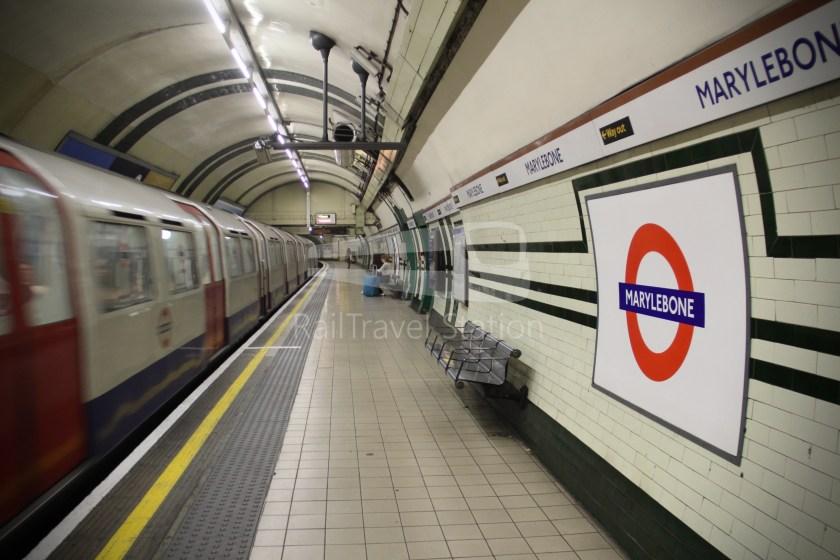Chiltern Railways Oxford London Marylebone 078
