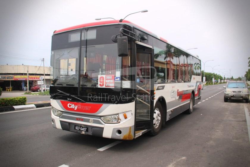 Cityliner Service 9 Airport Kota Bharu 006