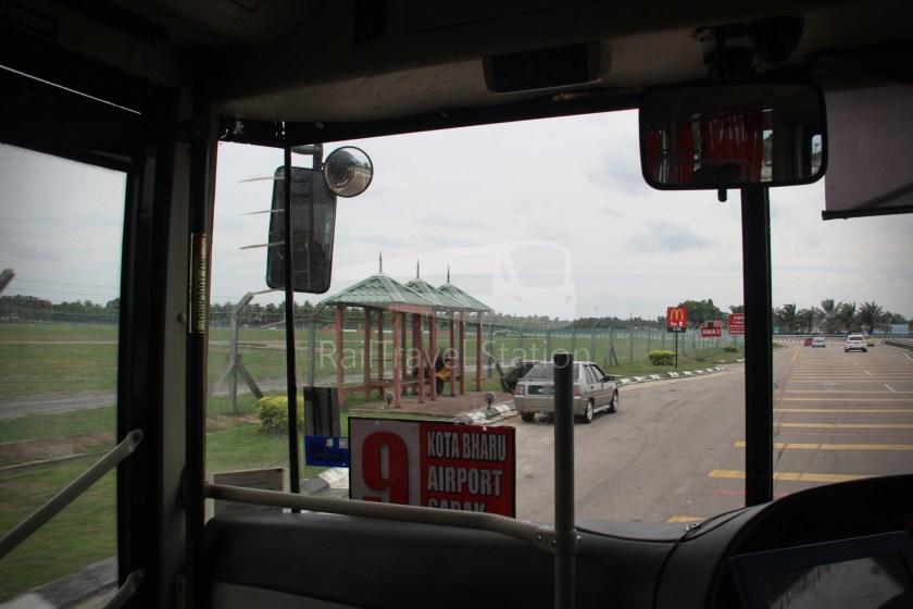 Cityliner Service 9 Airport Kota Bharu 011