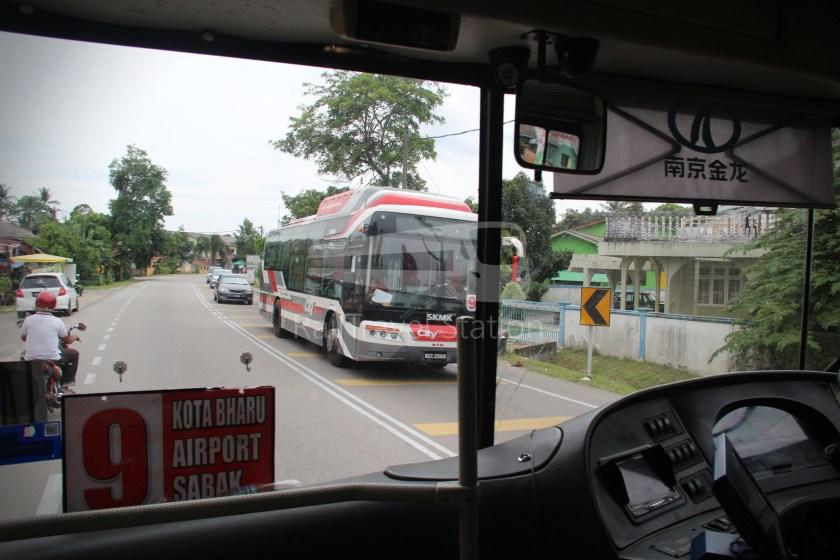 Cityliner Service 9 Airport Kota Bharu 018