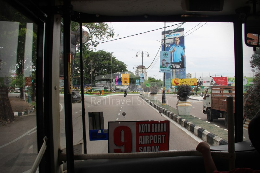 Cityliner Service 9 Airport Kota Bharu 022
