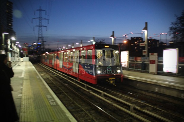 DLR Royal Victoria Canning Town 003