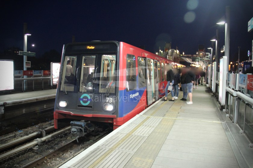 DLR Royal Victoria Canning Town 011