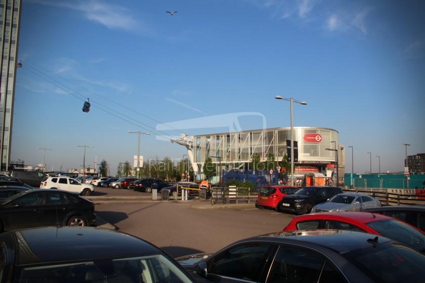 Emirates Air Line Emirates Greenwich Peninsula Emirates Royal Docks 007