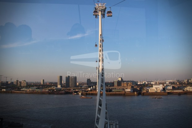 Emirates Air Line Emirates Greenwich Peninsula Emirates Royal Docks 027