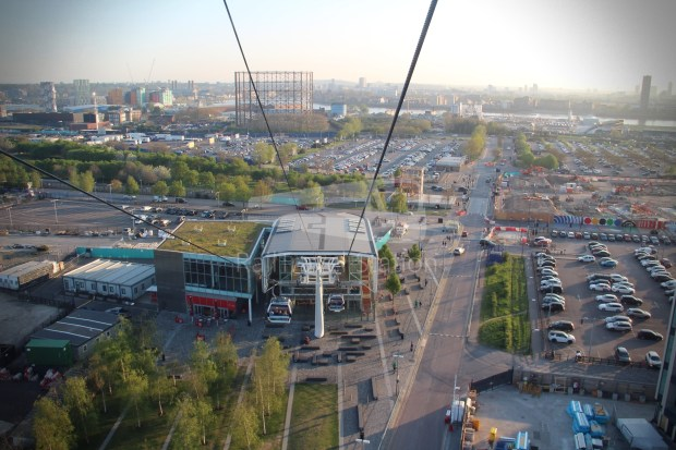 Emirates Air Line Emirates Greenwich Peninsula Emirates Royal Docks 028