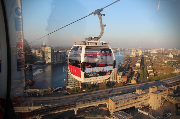 Emirates Air Line Emirates Greenwich Peninsula Emirates Royal Docks 042