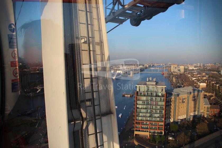 Emirates Air Line Emirates Greenwich Peninsula Emirates Royal Docks 043
