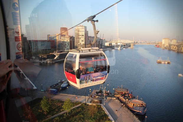 Emirates Air Line Emirates Greenwich Peninsula Emirates Royal Docks 048
