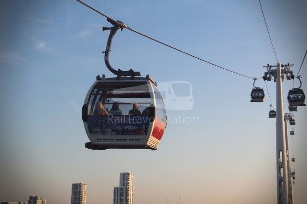Emirates Air Line Emirates Greenwich Peninsula Emirates Royal Docks 049
